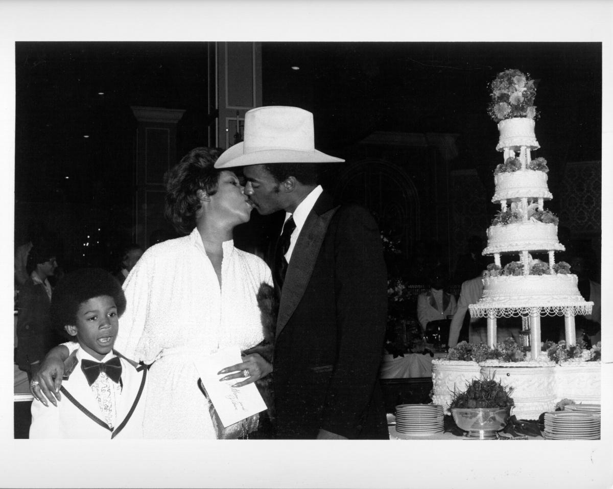 Aretha Franklin son Kecalf