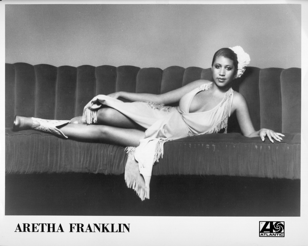 Aretha Franklin young mother