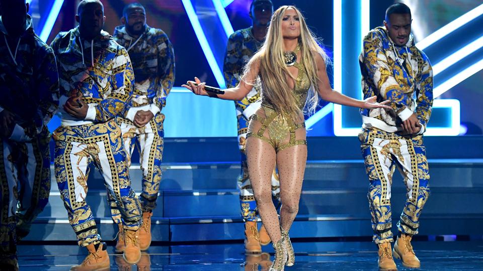 Jennifer Lopez 2018 MTV VMAs