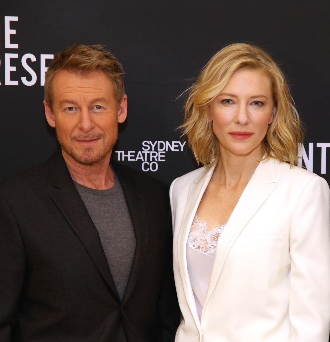 Richard Roxburgh Cate Blanchett