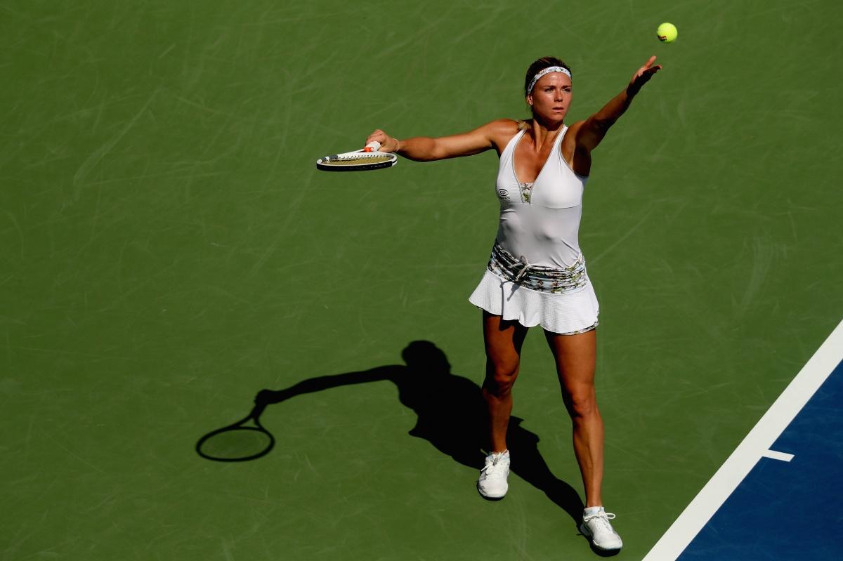 Camila Giorgi US Open