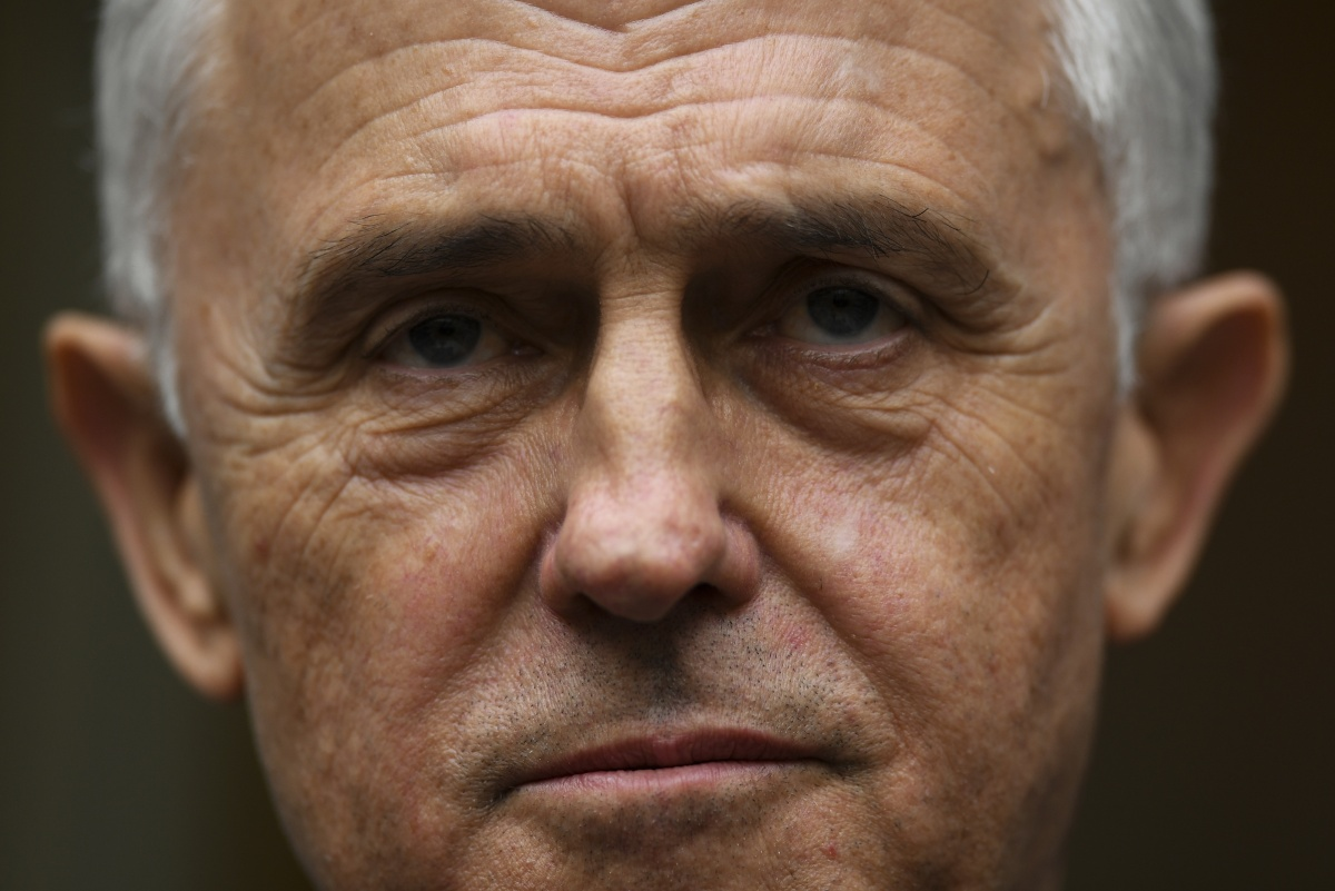 Malcolm Turnbull leaves politics having failed to put climate change on the agenda.