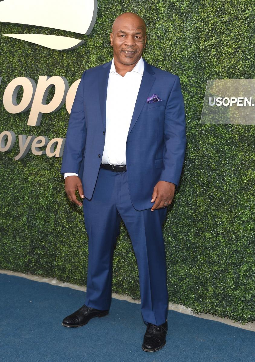 Mike Tyson US Open