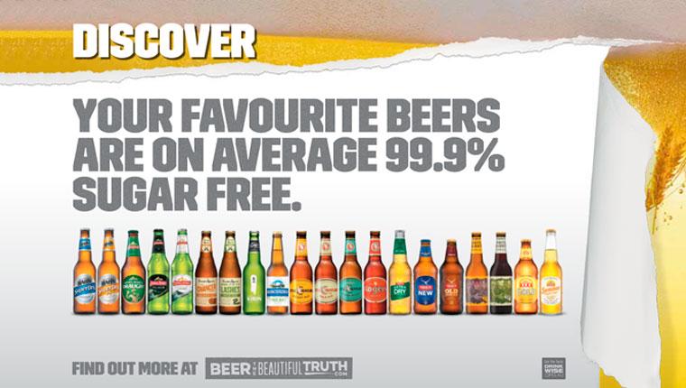 beer beautiful truth