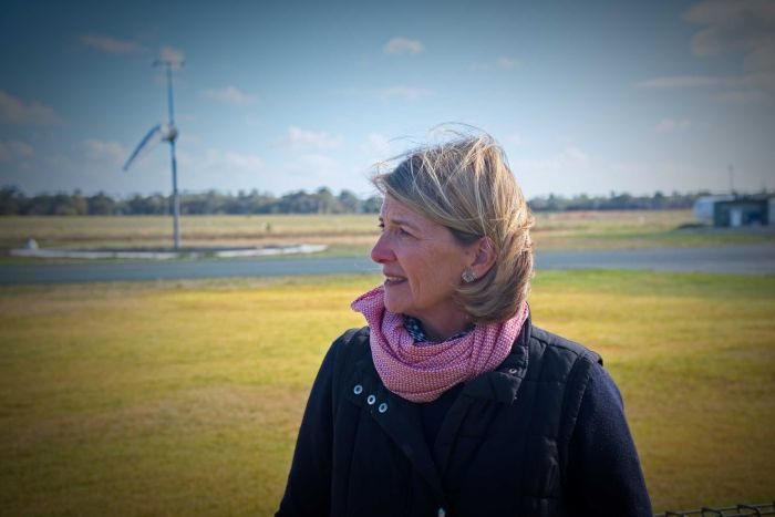Mary Browne says the most important thing is to honour the victims (ABC RN: Lyn Gallacher)