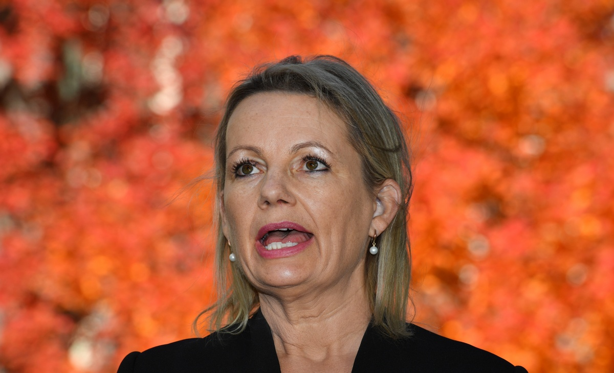 sussan ley gender quota