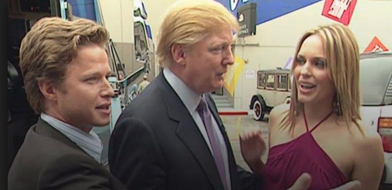 Donald Trump Access Hollywood