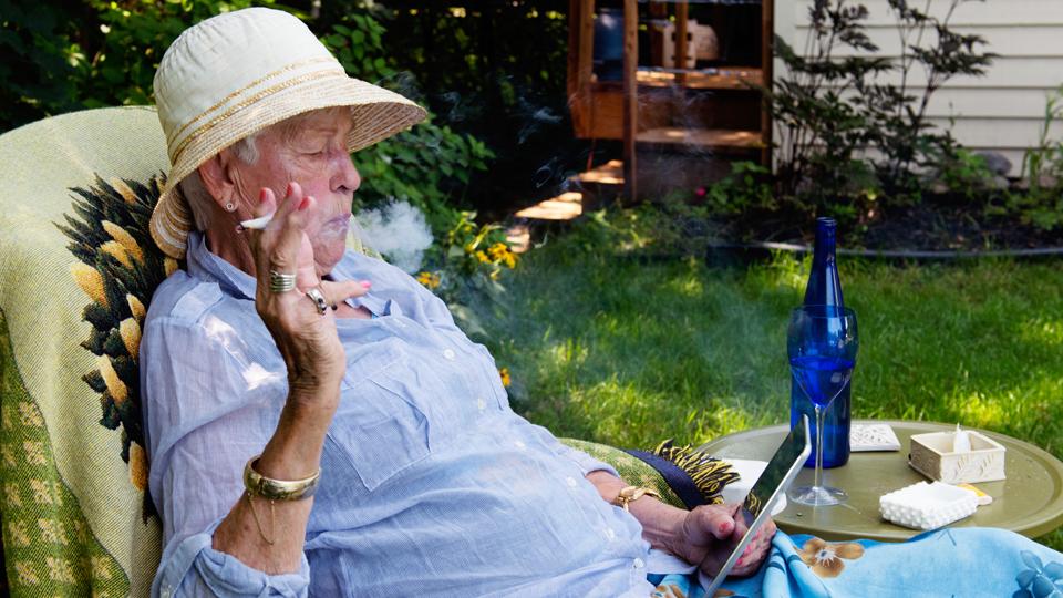 grandmother cannabis