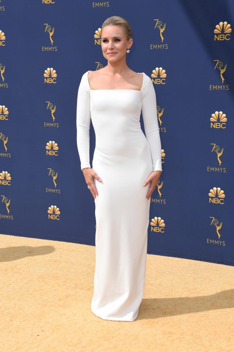 Kristen Bell Emmys 2018
