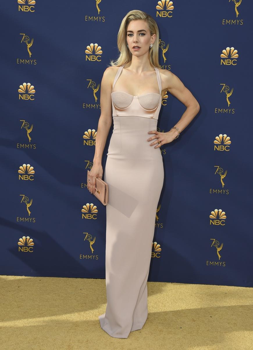 Vanessa Kirby Emmys 2018