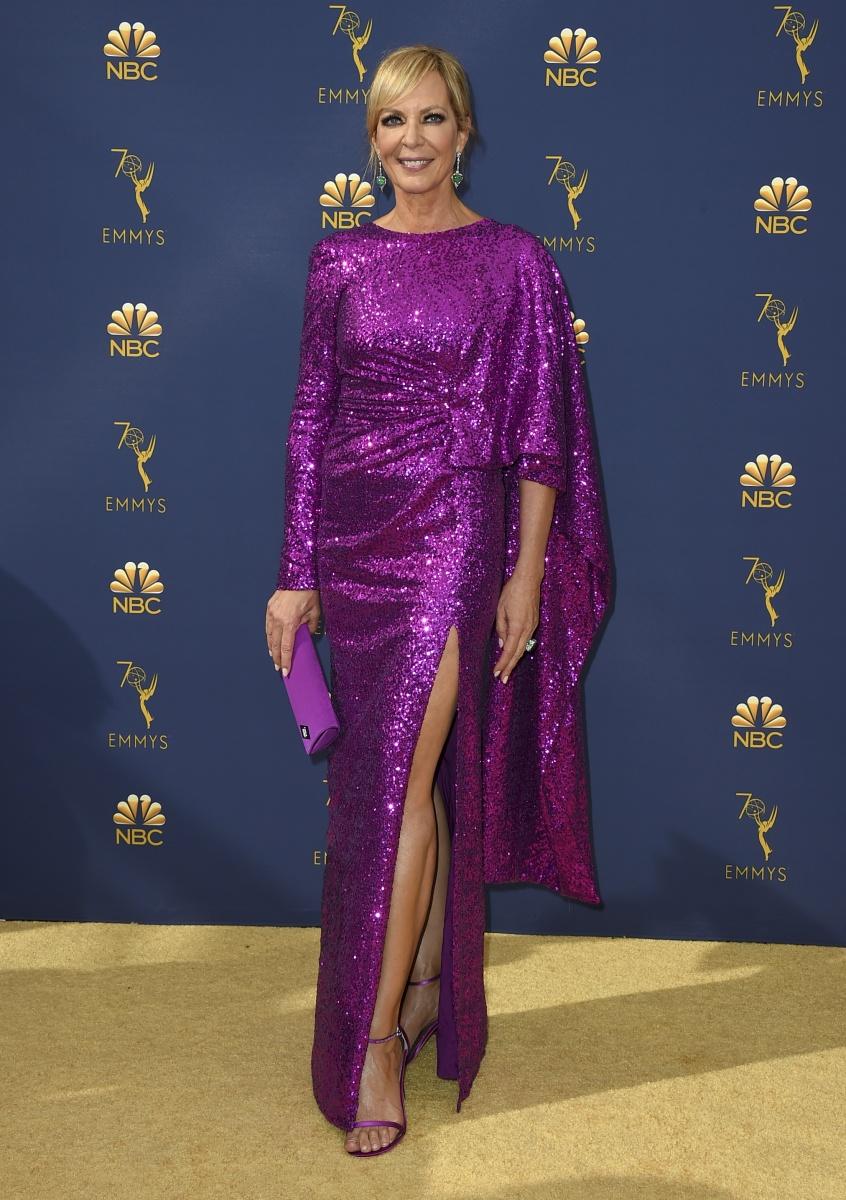 Allison Janney Emmys 2018