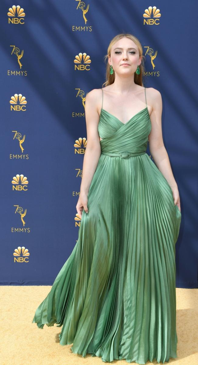 Dakota Fanning Emmys 2018