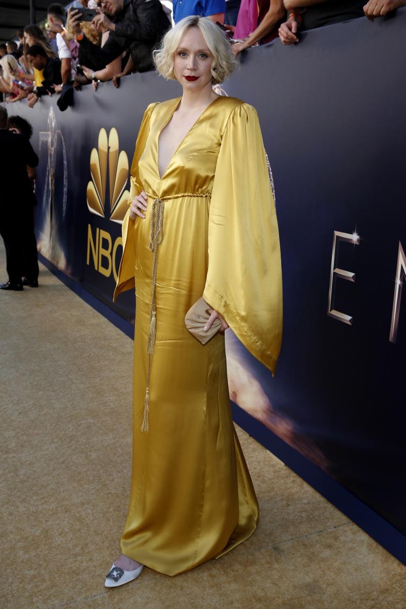 Gwendoline Christie Emmys 2018