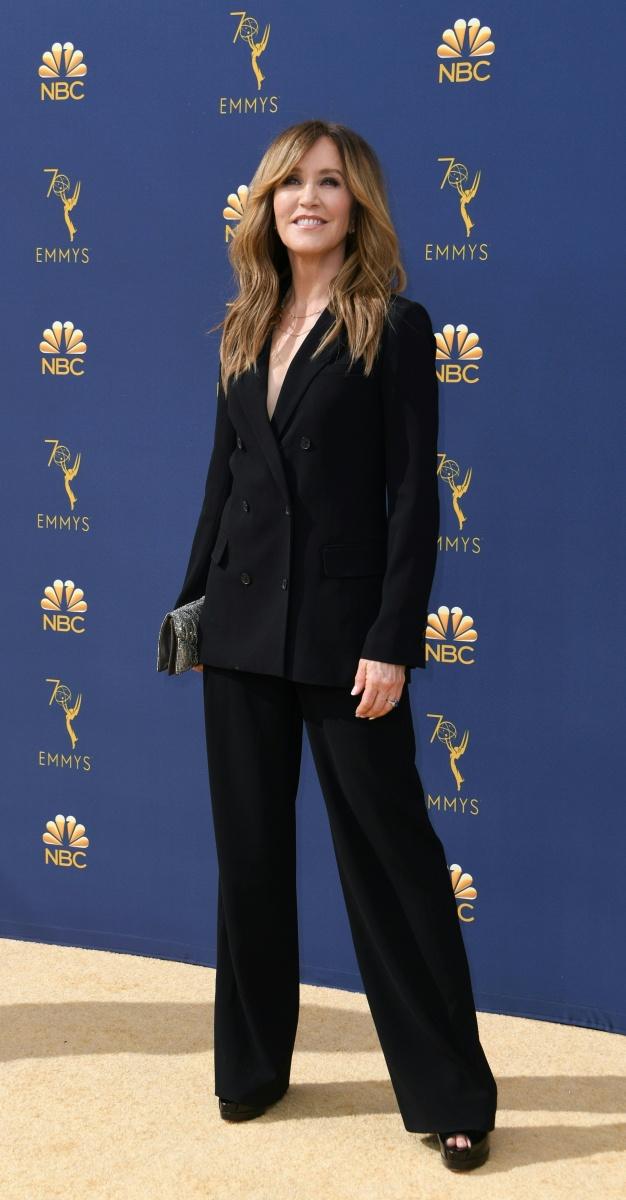 Felicity Huffman Emmys 2018