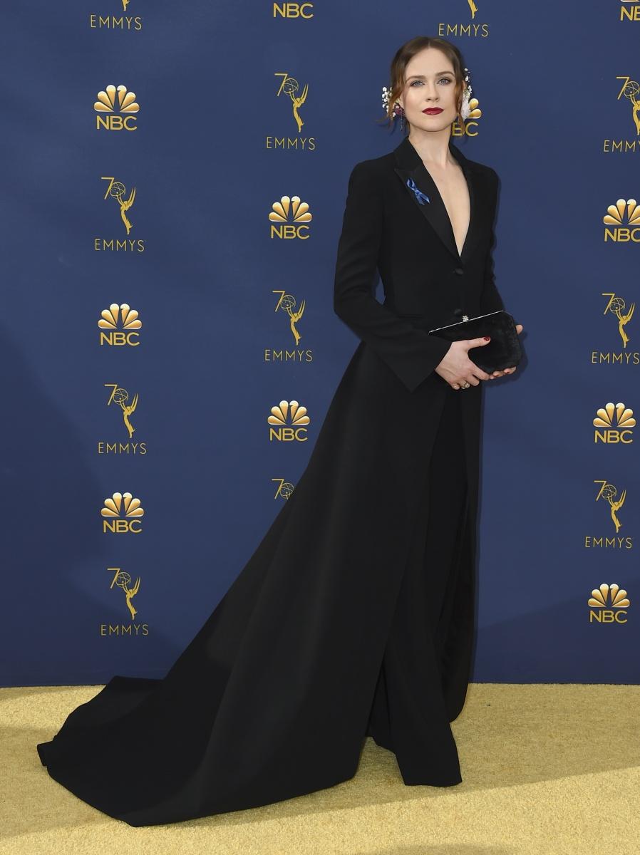 Evan Rachel Wood Emmys 2018