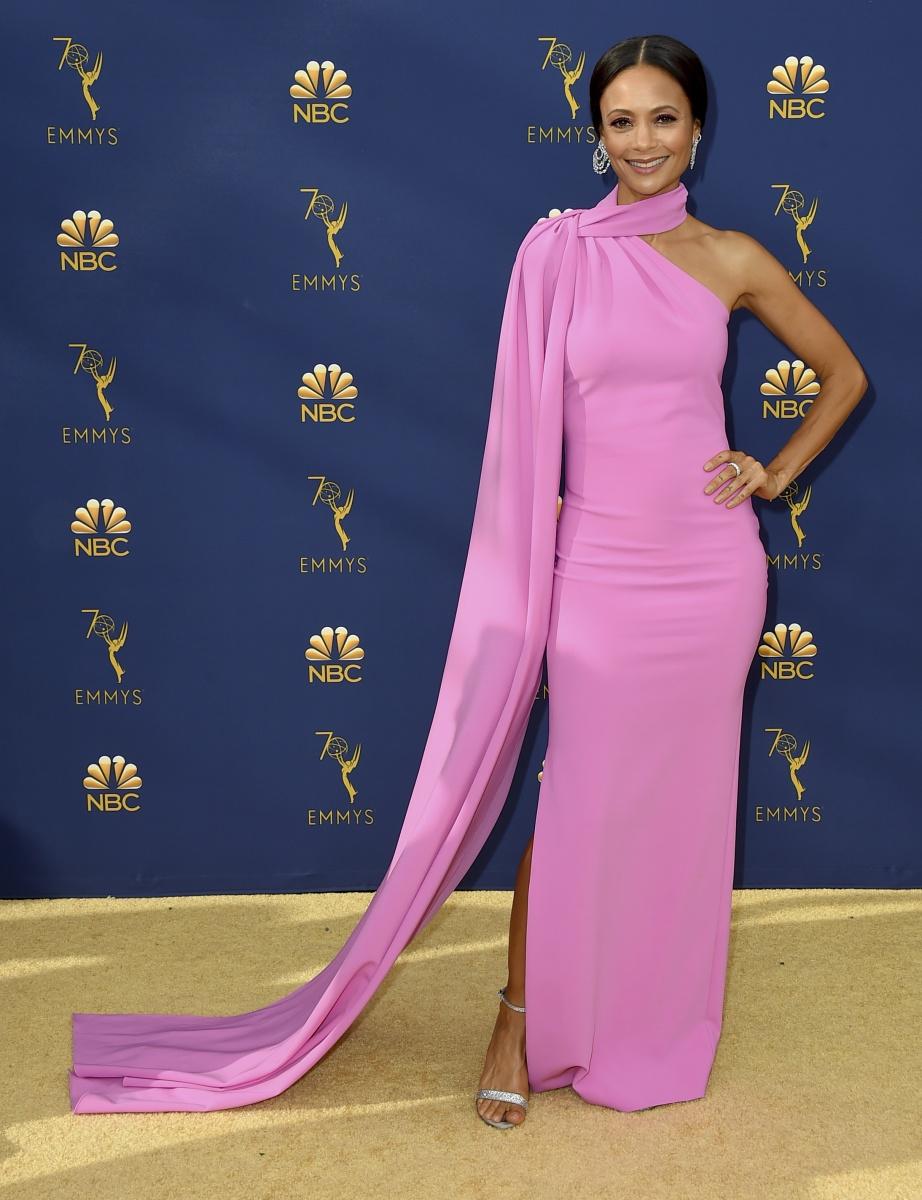 Thandie Newton Emmys 2018