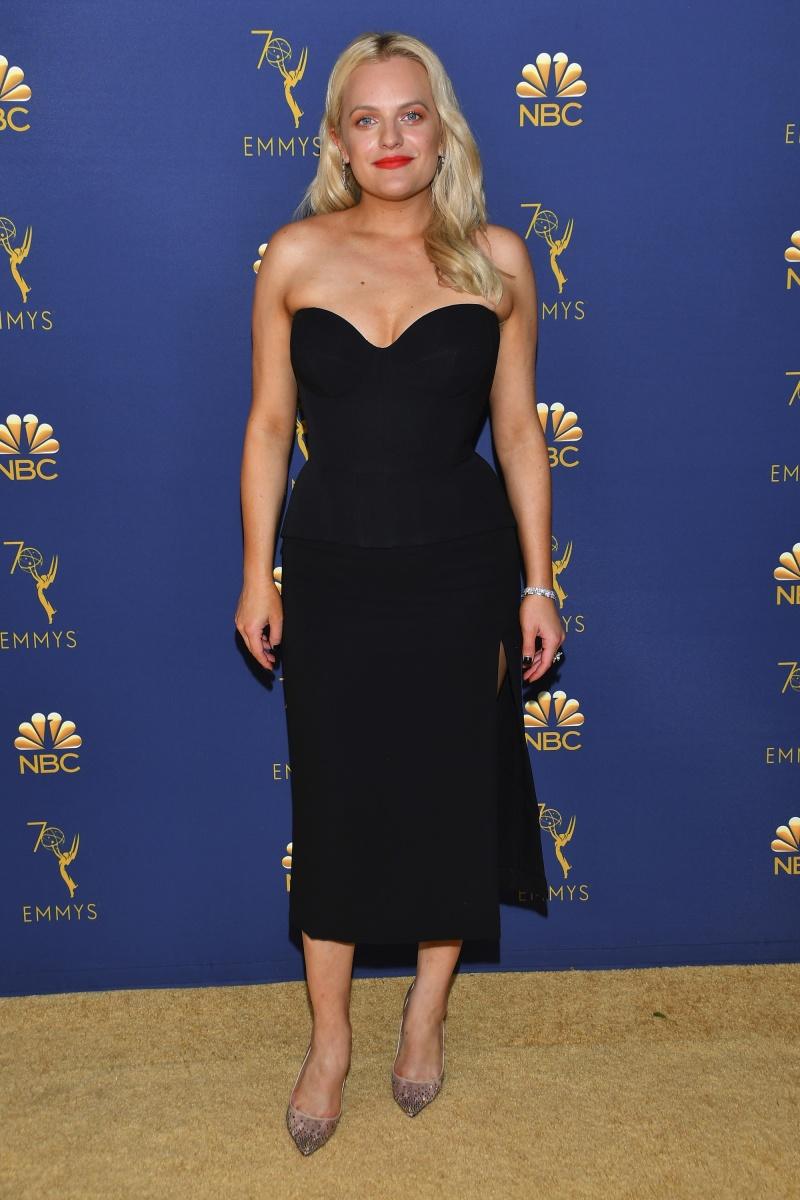 Elisabeth Moss Emmys 2018
