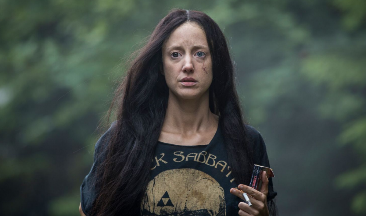 Andrea Riseborough Mandyt