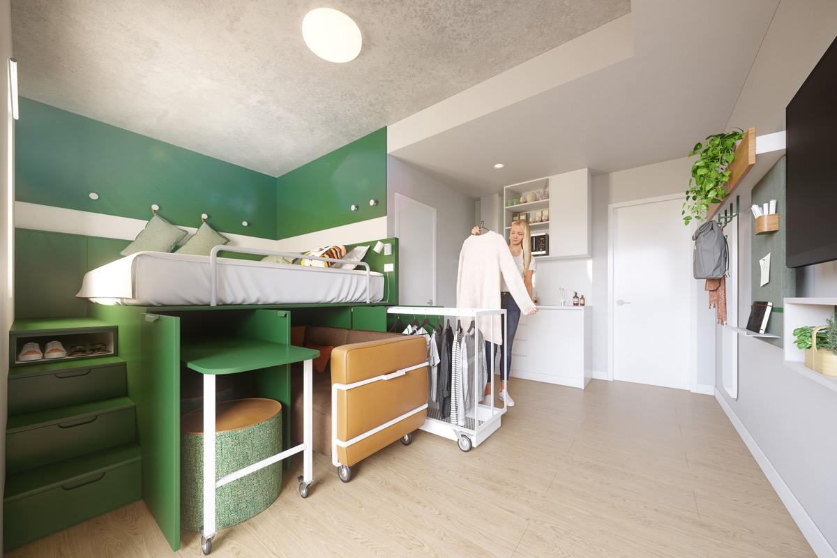Co Living Blurring The Lines Between Life And Work