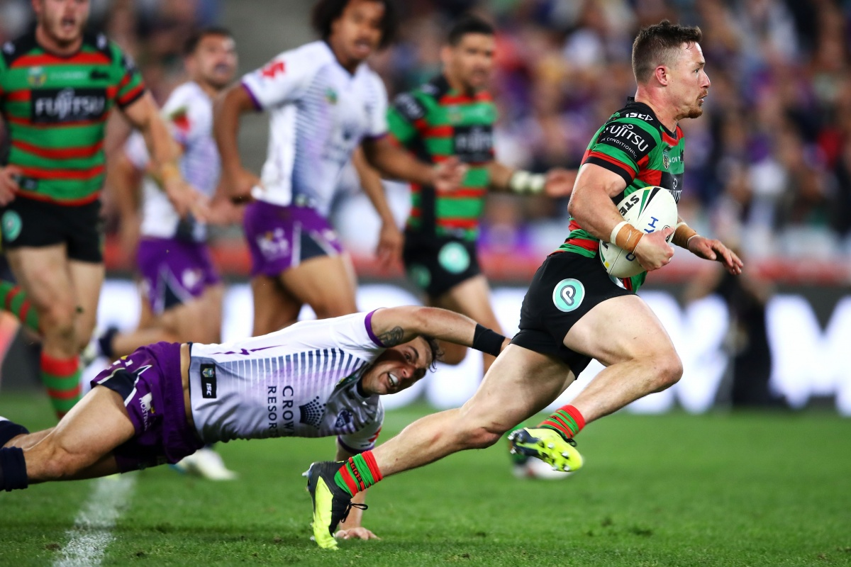 Damien Cook South Sydney