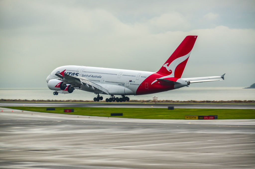 Qantas and the poor performance of the A380