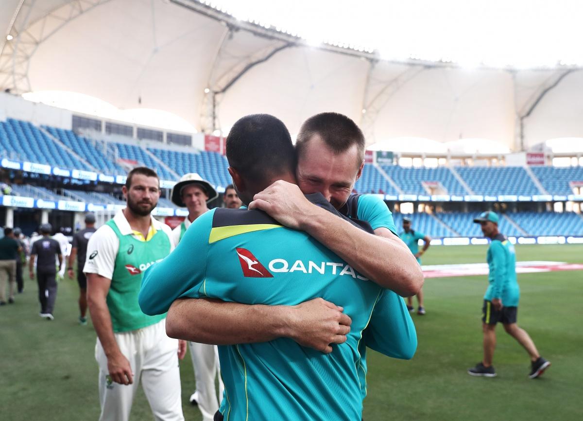 australia pakistan draw