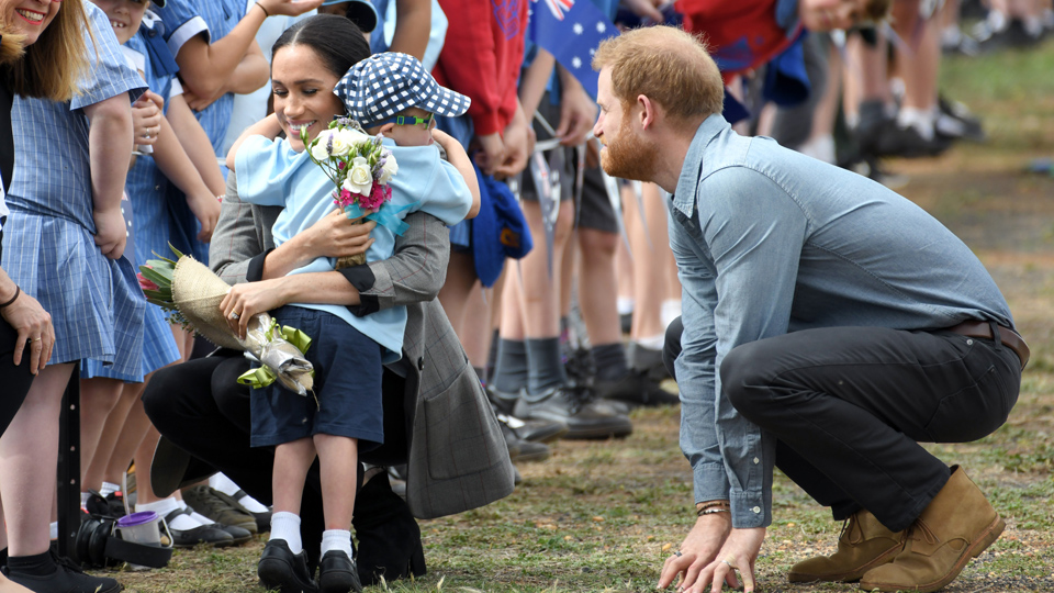 Luke Vincent Harry Meghan