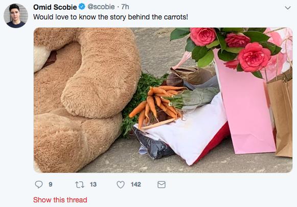 Omid Scobie Twitter