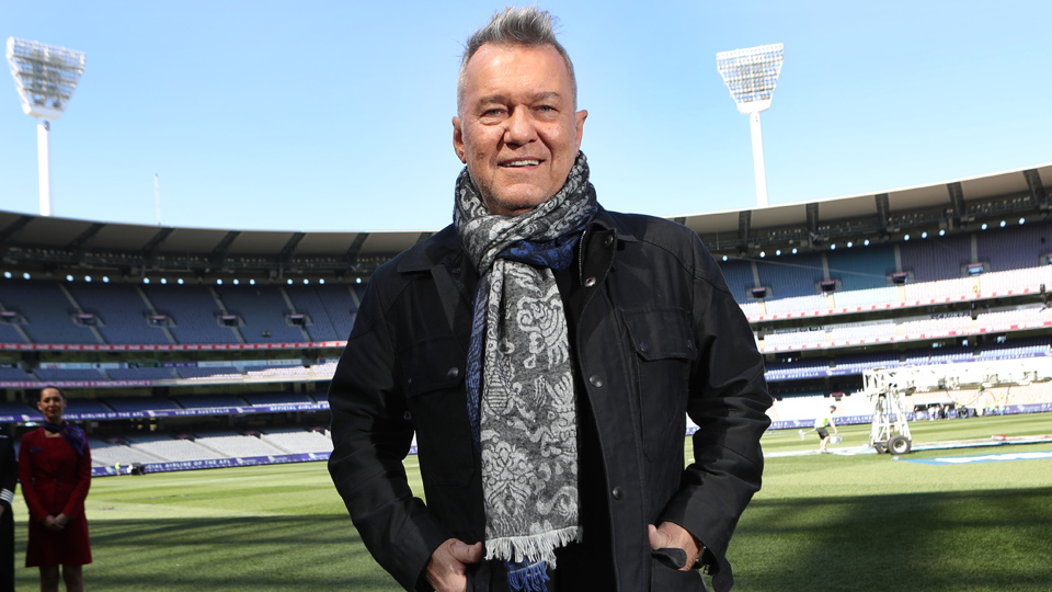 Jimmy Barnes MCG