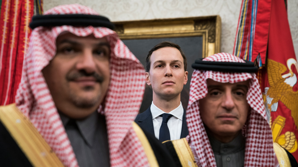 Jared Kushner Saudis