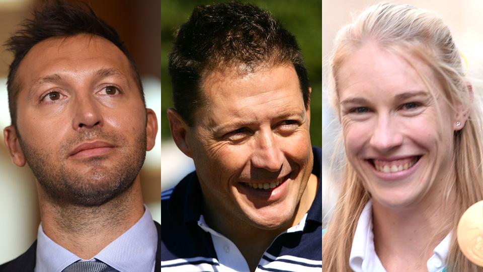 Sports stars call for funding revamp.