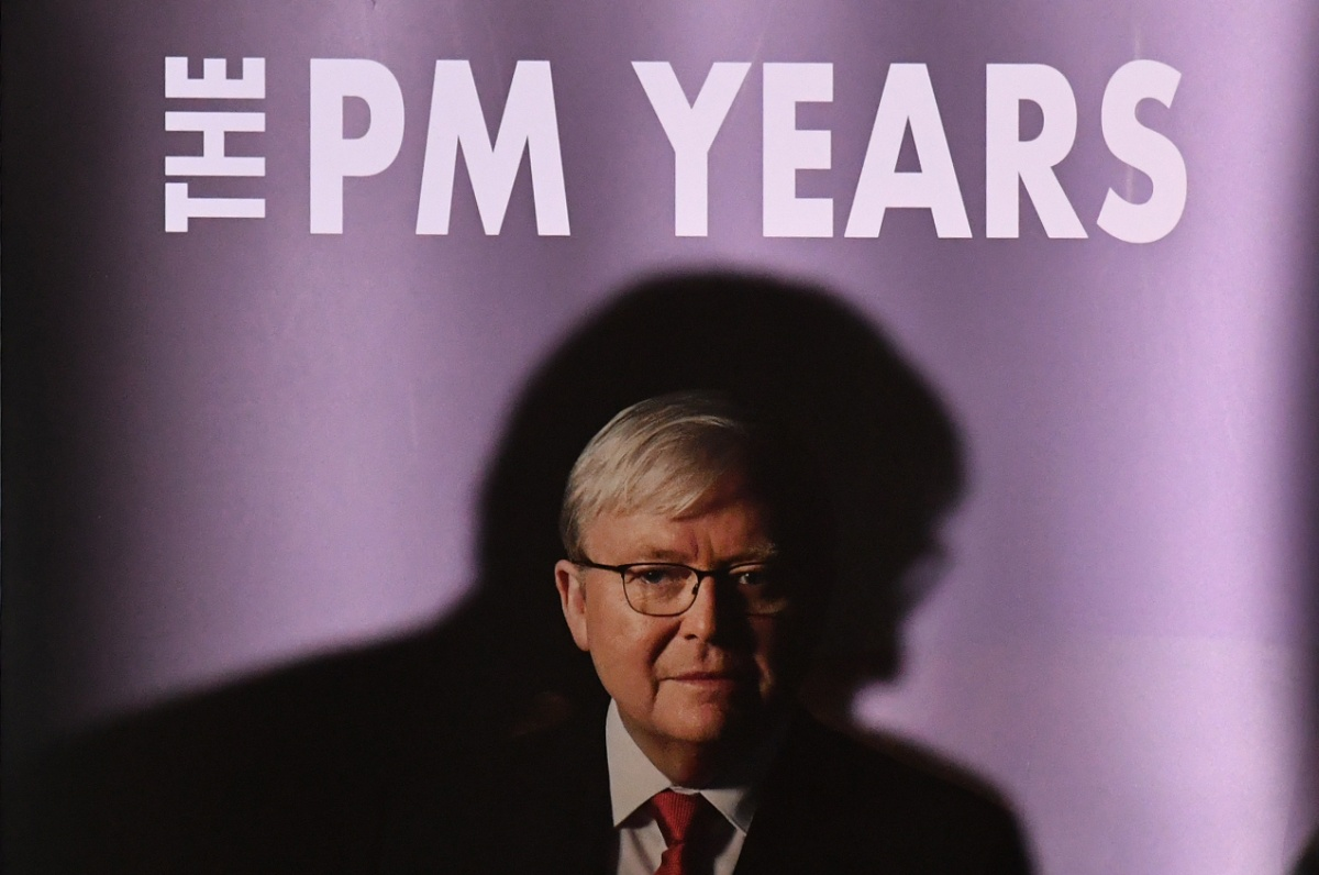 kevin rudd - the pm years