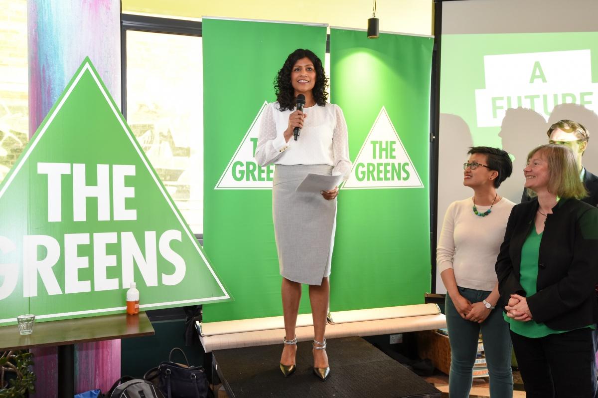 samantha ratnam greens victorian election