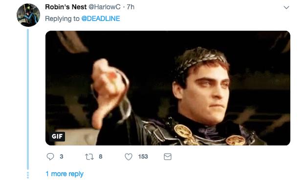 Twitter Gladiator