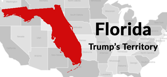 Florida is a big player in the US midterms.