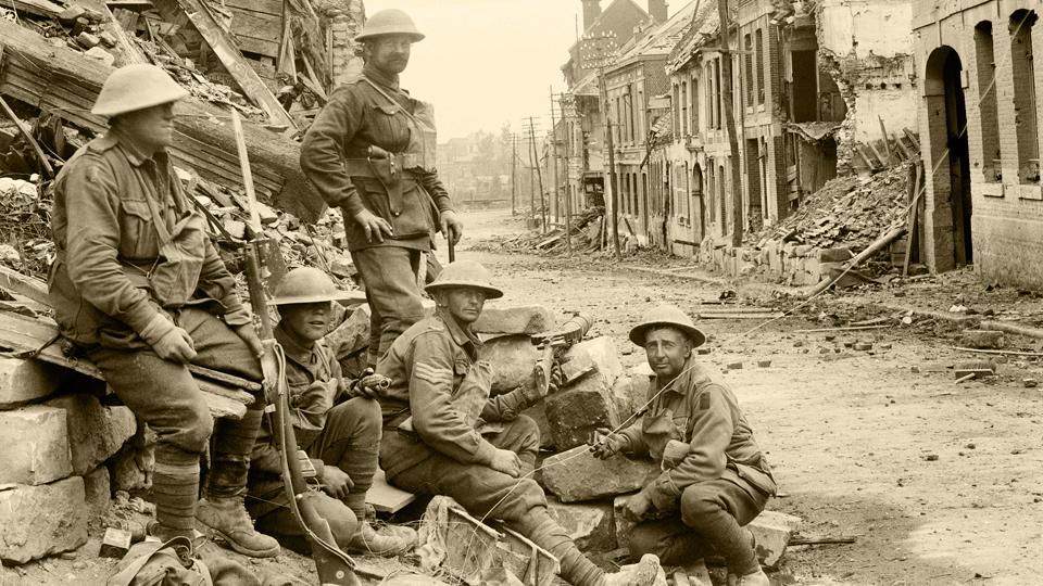 australians world war one