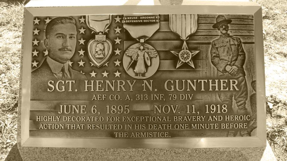 henry gunther