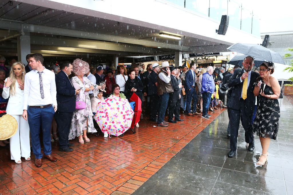melbourne cup weather
