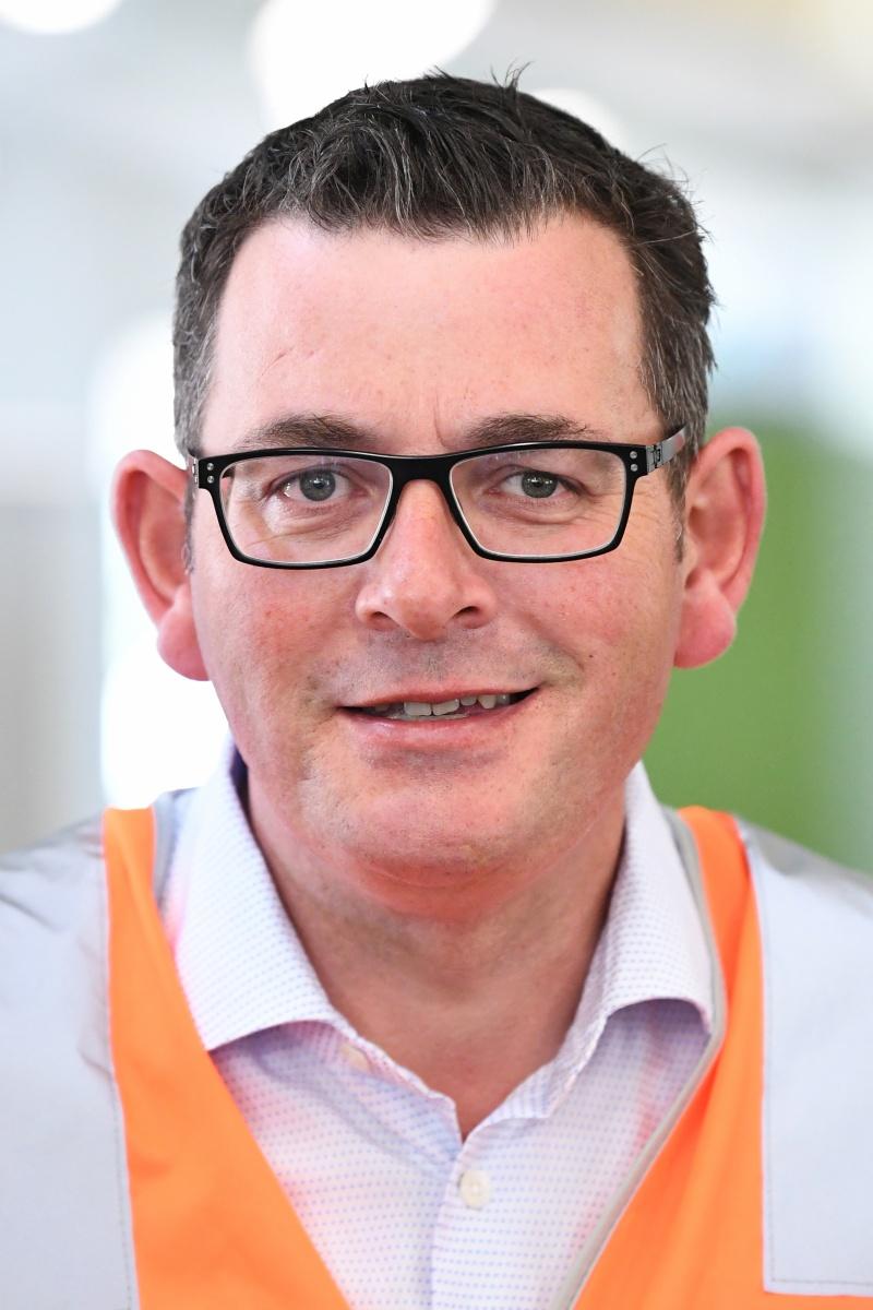 daniel andrews - victorian election 2