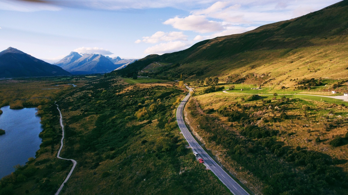 doing nz's South Island in one or two weeks