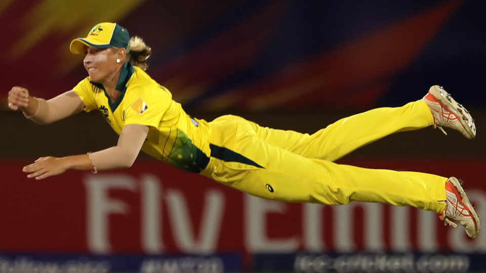 Australia S Womens Cricket Team Has A World Cup In Its Sights