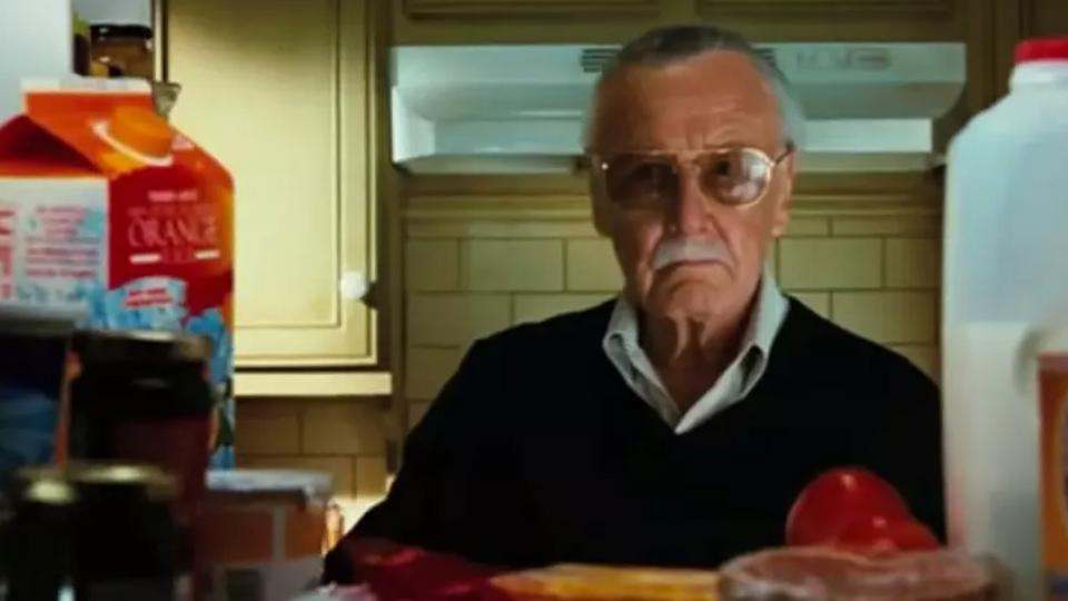 Stan Lee Hulk cameo