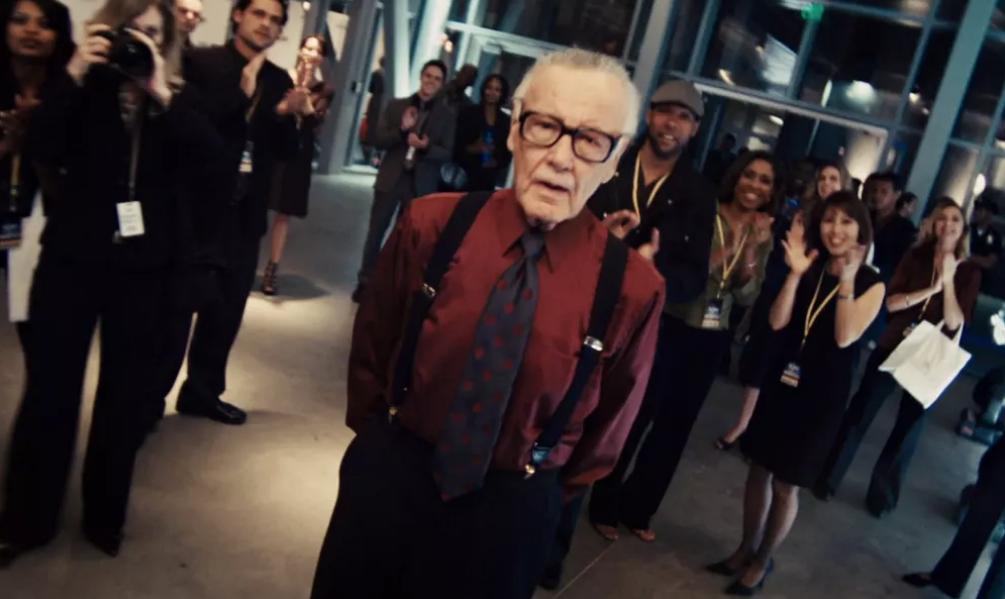Iron Man 2 Stan Lee