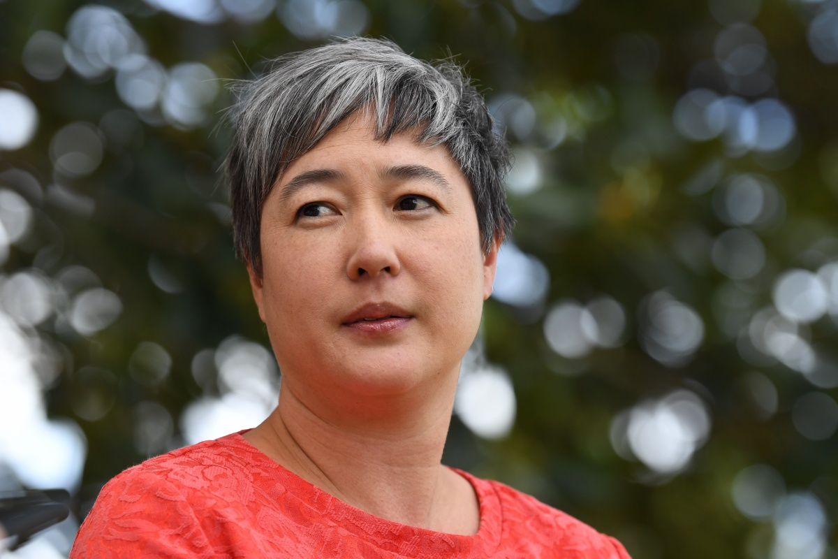 NSW Greens member for Newtown Jenny Leong