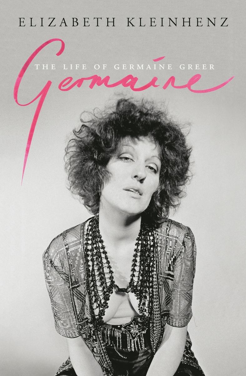 Germaine Greer book cover