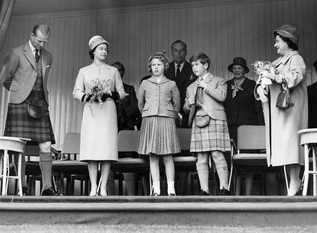Retro Prince Charles 1960