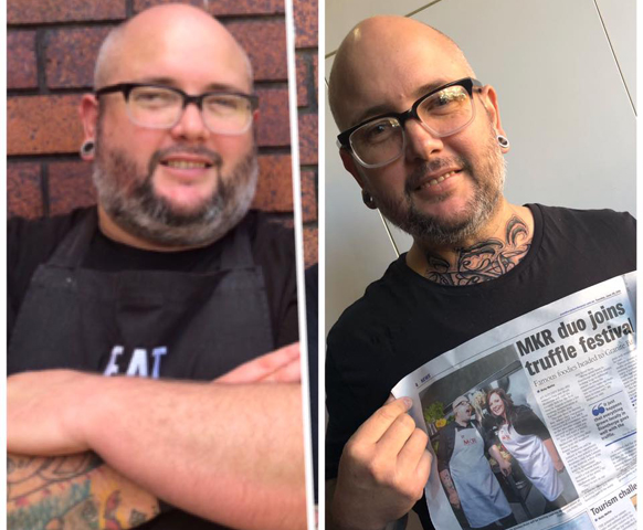 dan weightloss