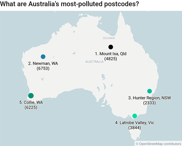 australia-most-polluted-suburbs