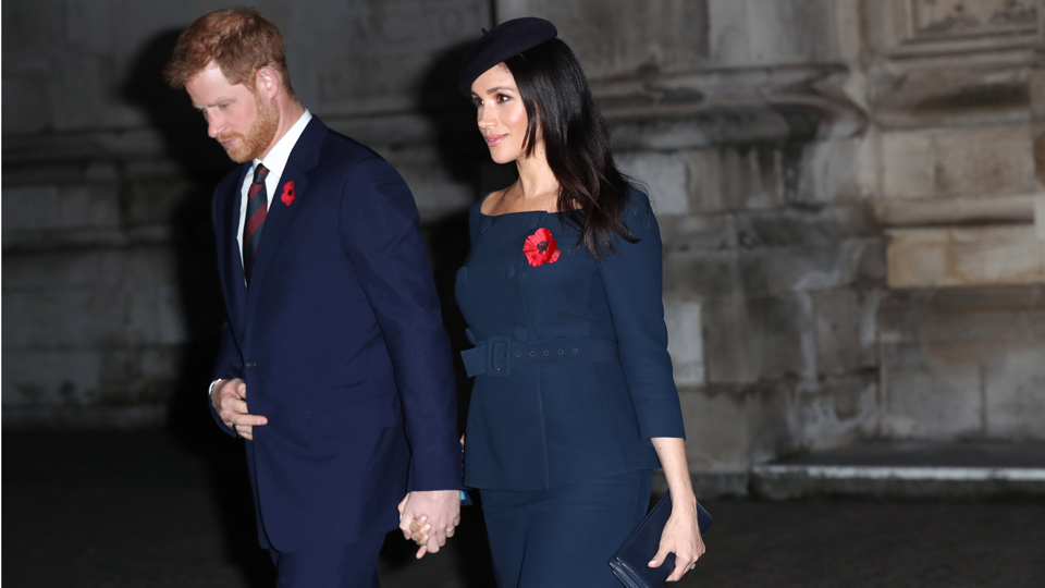Harry Meghan November 11