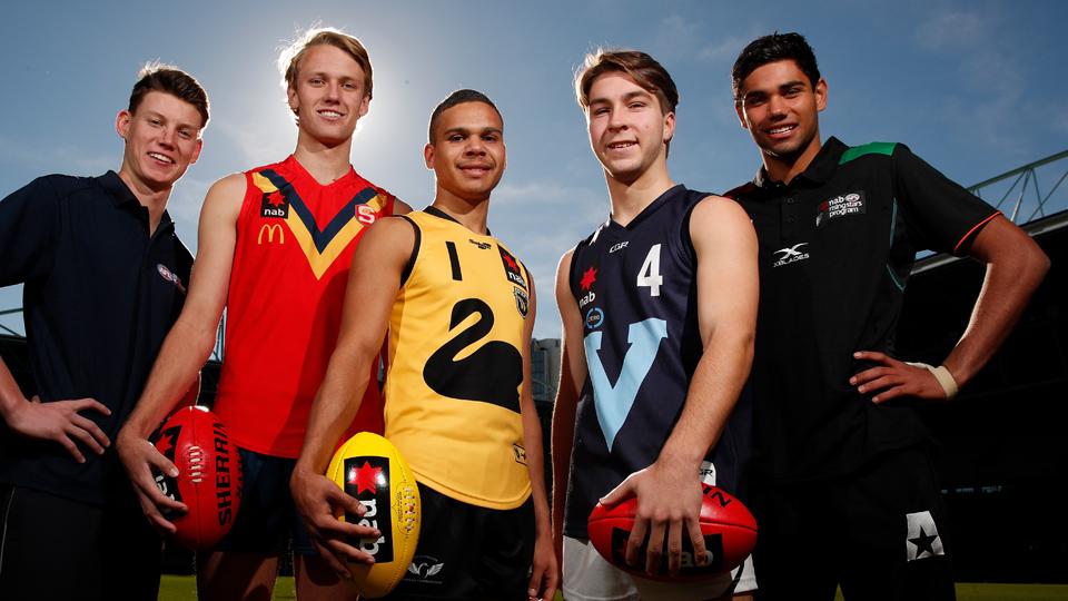 AFL Draft 2018